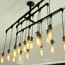 michigan chandelier novi aliexpress nordic industrial age minka lighting iron and crystal multi bulb ceiling light full image for plug in bronze