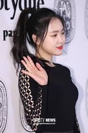 韓国芸能人はどんな結び方韓国風ポニーテールをまとめてご紹介