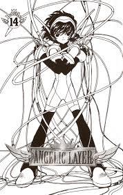 Tags Clamp Angelic Layer Hikaru Angelic