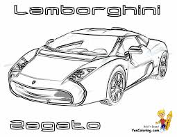 Small Picture Lamborghini Sports Car Coloring Pages Coloring Coloring Pages