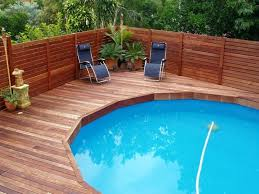 Above ground pool with deck attached to house Round Above Ground Pool And Deck Deck Around Above Ground Pool Above Ground Pool Deck Plans Attached Tributoaterciopelados Above Ground Pool And Deck Amazing Above Ground Pools Above Ground