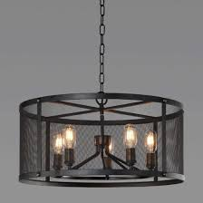 china black wrought iron pendant lights