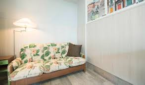 Living Room And Bedroom Single Bed In Rooms For Rent In 3 Bedroom Apartment In Uribarri