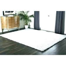 large white area rug fuzzy splendor fur furniture s las vegas rugs black and faux bedroom