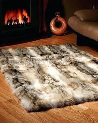 faux rugs faux fur rug coyote fur rug fur throw faux fur sheepskin rug