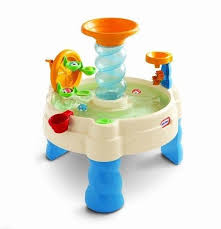 Backyard <b>Water Fountain Kids Children</b> Play <b>Toy</b> Outdoor Pool Park ...
