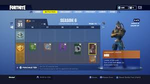 Fortnite Season 6 Guide How To Unlock The Calamity And Dire