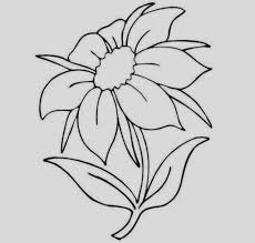 Small Picture Coloring Pages How To Draw A Beautiful Flowers Flower Step By