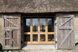 Barn Conversion Chideock Barn Bifold Doors Broadoak Joinery .