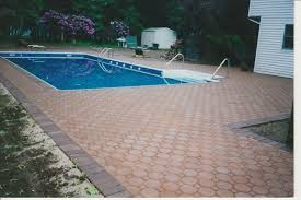 pool decking design options