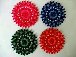 how to make handmade decorative items for diwali diya decoration ideasunique home decorindian wall hangings creative