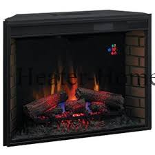 classic flame 33ef023gra 33 inch electric fireplace insert