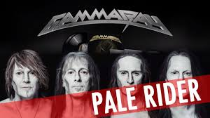 <b>Gamma Ray</b> '<b>Empire</b> Of The Undead' Song 3 'Pale Rider' - YouTube