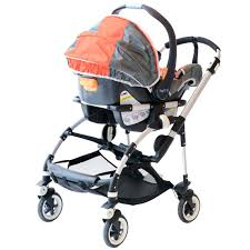 universal car seat adapter for stroller the best and combos bugaboo bee 3 is easiest to attach a we peg perego strolle