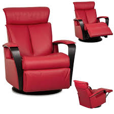 living room recliner chairs. red modern leather recliner with swivel chairs also recliners for living room