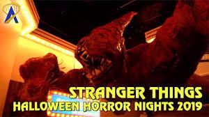 Halloween Horror Nights Orlando 2019 ...