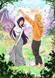 ArtStation - Naruto And Hinata love , Tarakesh Arts