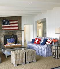 decor red blue room full: red white and blue living room