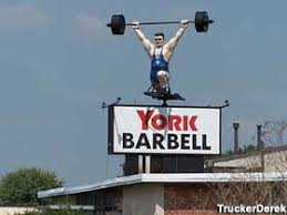 york barbell weight. york barbell rotating weightlifter. weight l