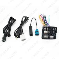 factory radio wiring harness promotion shop for promotional Factory Radio Wiring Harness car stereo head unit wiring harness with fraka radio anatenn jack usb aux cable for volkswagen factory oem radio cd 3112 gm factory radio wiring harness