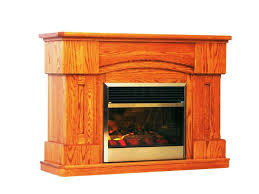 Contemporary Electric Fireplace On CustomFireplace Quality Amish Electric Fireplace