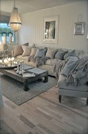 35 Stylish Gray Rooms  Decorating With GrayBlue And Gray Living Room Ideas