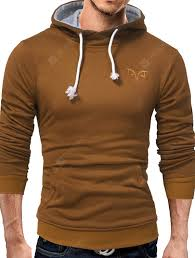 Fashionable Solid Color Hoodie for Men Sale, Price & Reviews ...