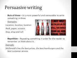english functional skills writing to persuade lesson objectives  4 persuasive