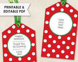editable gift tag template calendar calendar printable christmas tags editable holiday tags pdf