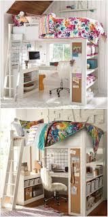 Enticing Cuarto De Una Adolescente Que As Wells As Ideas About Teen Loft  Beds On Pinterest