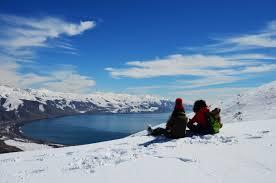 Картинки по запросу lake sevan in the winter