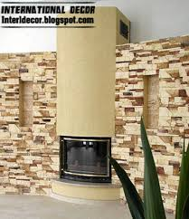 Small Picture Interior stone wall tiles designs ideasModern stone tiles Home