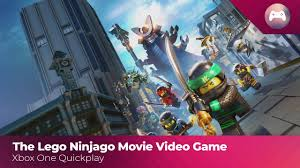 The Lego Ninjago Movie Video Game Demo / Quickplay [Xbox One Gameplay][No  Commentary] - YouTube
