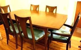 absolutely design broyhill dining chairs room sets image of and table used discontinued furniture tall
