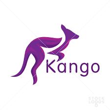 logo ideas draw s kango kangaroo