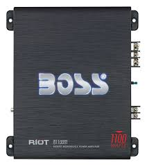 r1100m boss audio systems