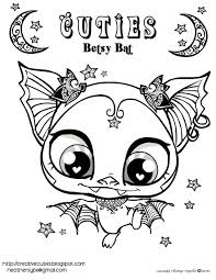 Small Picture Bat Halloween Coloring Pages Festival Collections