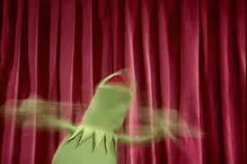 <Kermit Flailing>