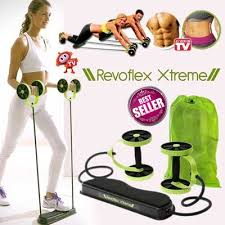 revoflex extreme revoflex xtreme home gym abs machine resistance band