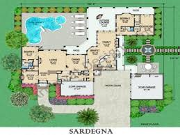 dream house plans. House Plans Floor With Car Garage Mansion Email Info Edesignsplans Click Quot Print This Page Mark Dream N