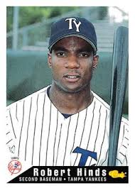 1994 Classic Best Tampa Yankees #14 Robert Hinds Front - 65833-14Fr