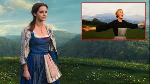 admittedly this is a pretty noticeable reference for those who know the governess maria von trapp and the seven kids she looks after but we can place a