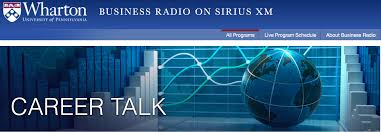 your personal dashboard for job search press jobtreks career talk is a call in career advice program hosted by dawn graham director of career management for the executive mba program at wharton