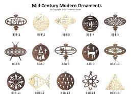 mid century modern christmas decorations 28 Mid century modern ...