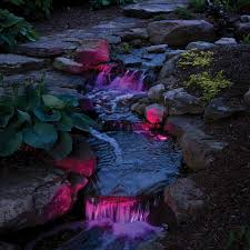 Aquascape Pond Lights Garden And Pond Waterfall And Up Light Contractor 6 Pack