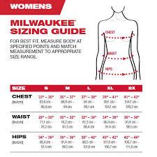 Milwaukee M12 Heated Womens Axis Vest Kit