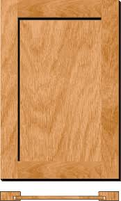 Shaker style cabinet doors Glass Kitchen Cabinet Door Shaker Style The Spruce Of The Most Popular Kitchen Cabinet Door Styles