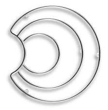 <b>Подставка под горячее Werner</b> Caldo 50112, сталь, 20х1.4 см ...