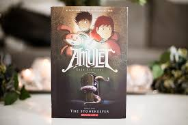 this is the first book in the amulet series