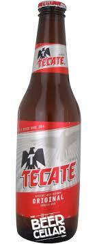 Tecate Vs Tecate Light Buy Tecate Brewed In Mexico By Femsa The Beer Cellar